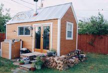 Tiny Timber House