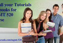 MGMT 520 Study material for Keller  University