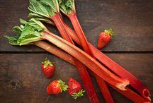 Rhubarb – The Fruity Vegetables