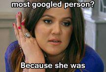 Funny Kardashian quotes