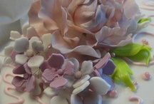 Sugarcraft / Hanmade sugarpaste corations