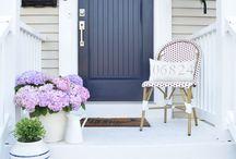 Ideas for front door