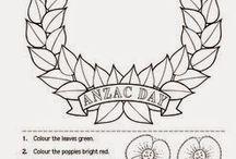 ANZAC day resource ideas