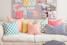 lounge/dressing room / by Laura Gaffke
