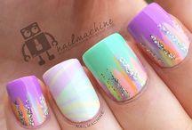 Nails etc