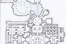 Donjons Battlemaps