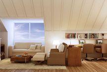 tetos em drywall