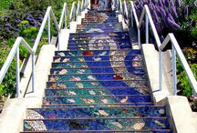 Stairway to heaven / Every journey begins with just a single step!