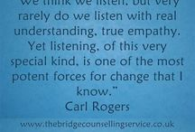 Blog / Ipswich Counsellor Donna Gibson's blog posts via The Bridge Counselling Service.