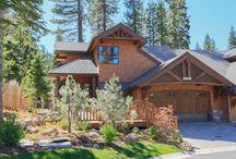 Ski-In Ski-Out Tahoe Properties