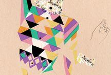 ART : ILLUSTRATION / by Gigi Bio