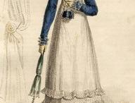 1820s / Móda 20. let 19. století