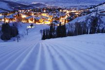 Park City Skiing / by Links Luxury Rentals