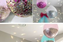 Party Decoration Idea's