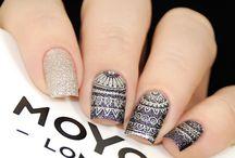ногти MoYou