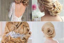 Dreamy Wedding Hairstyles