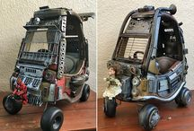 Mad Max Mobility Scooter