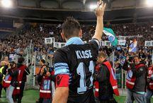 LAZIO vs Fiorentina / Última jornada de liga #SerieATIM y último partido de Klose como jugador de la Lazio, batiendo el récord de goles (de un extranjero) con 64 del conjunto biancoceleste.