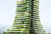 Torres verdes