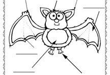 Kindergarten bats