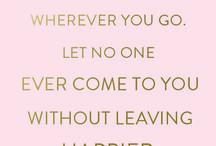 Inspirational quotes & Prayers