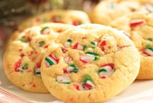 <<-| Christmas Cookies |->> / Add your recipes for our cookie day here! / by Jenny Klimisch Valdez