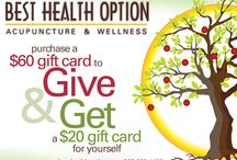 Happy Holidays / Holiday Spirit and Holiday Recovery / by Best Health Option