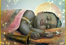 Baby Hindu Gods PhotoShoots