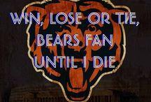 Chicago Bears / by grandma C