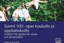 Classroom: Suomi 100 years