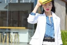 "Fashion ""Head to Toe"" / by Michelle (Laverdiere) Baysan"
