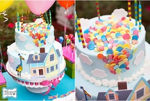 Cakes for Kiddos / by Buttercup .