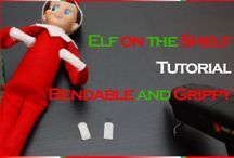 Christmas - Elf on The Shelf  / To help mum with the cheeky elf mischief!