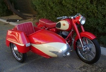 Hungarian motorcycle / I have 2 of them Pannonia and Csepel 125/49 - but there is so many beautiful machines out there
