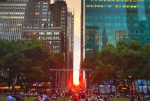 WSJ Manhattanhenge / by The Wall Street Journal