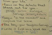 Writing - Slice of Life