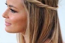 hårfarger/-frisyrer