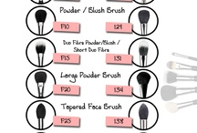 Makeup brushes dupes