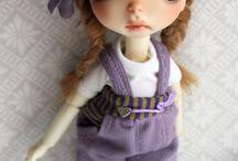 Connie Lowe dolls