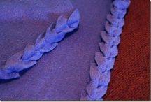 end fleece blanket