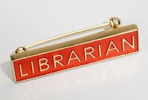 I used to be a librarian / by Holly M