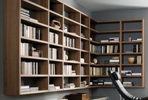 Space: Shelfs and cabinets
