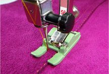leadther sewing