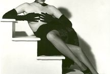 Beauty legs glamorous woman