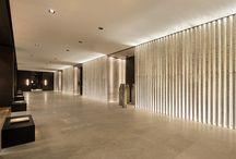 lobby, hall, entrance, hotels...