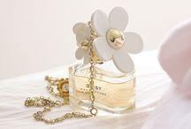 Daisy Parfume / Daisy Parfume / by Mary Kane