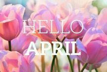 Hello April❤️❤️❤️❤️❤️