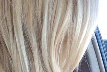 Accente blonde