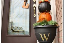 Fall/Thanksgiving / Fall Decor and Party
