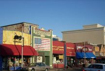 Nashville spots / by Bonnie Mullinax